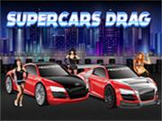 Süper Arabalar Yarışta
